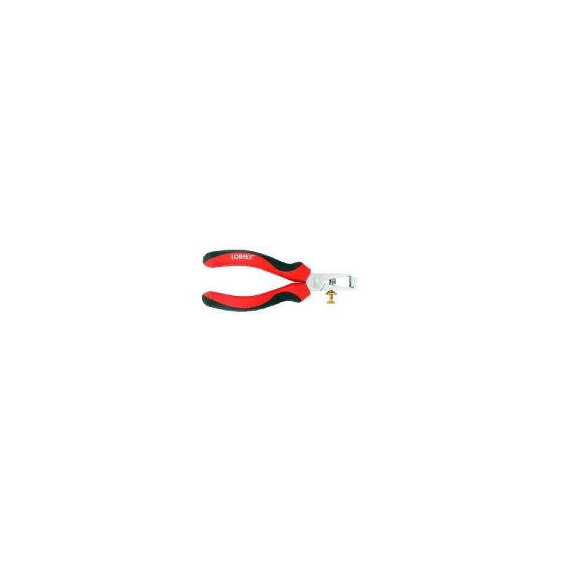 Herramientas instalación LOIMEX ALICATE PELACABLES 0,5-5mmd.