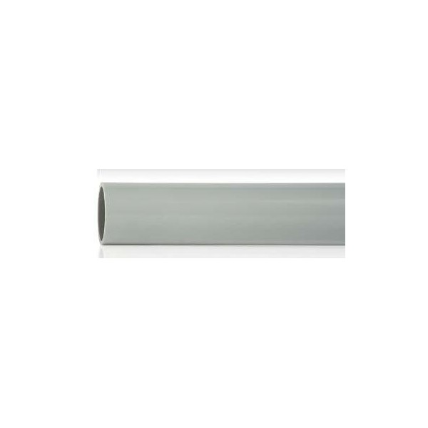 Tubo Rígido Enchufable PVC Métrica 50
