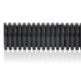 Tubo corrugado de PVC diámetro 50 mm rollo 25 metros Aiscan C50