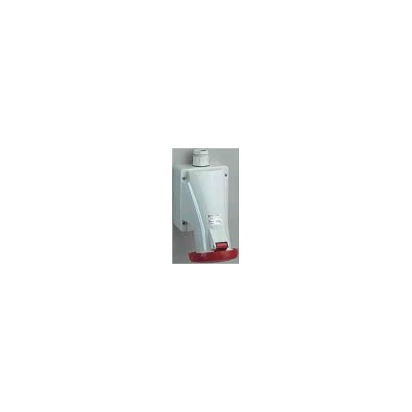 BASE MURAL 32A 3PT 380-415V IP67