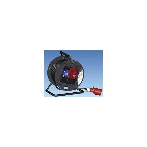 ENROLLACABLE H05VV-F CLAV.+BS 2P SCHUCKO