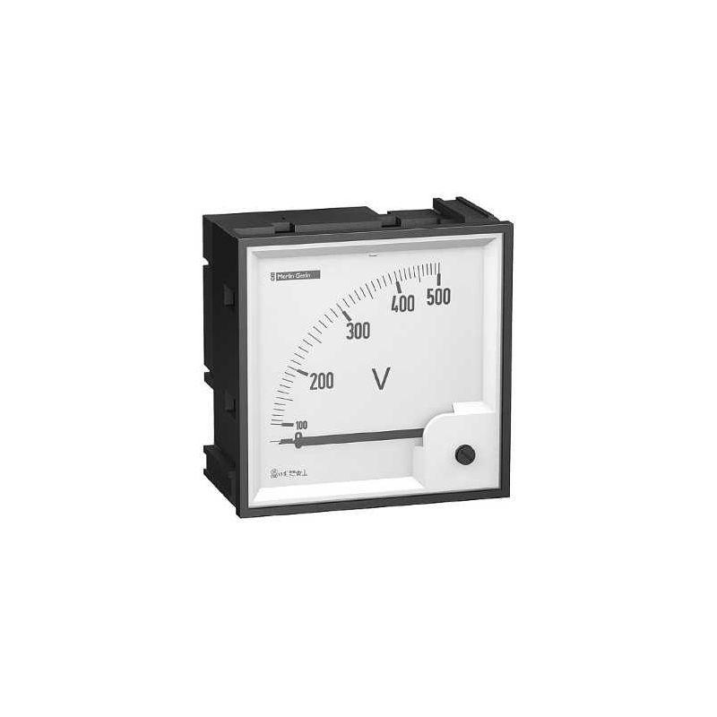 Aparellaje industrial SCHNEIDER CONMUTADOR CMV 500 VCA. 48X48