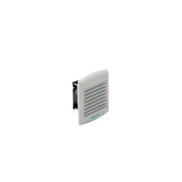 Ventilador 38m3/h 230v ip54 92x92 ral 7035