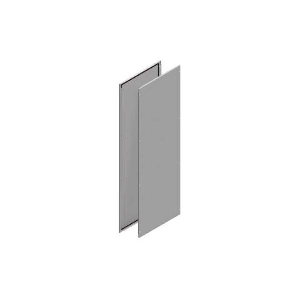 Cjto.Panel Lateral std 2000x500mm(2u)