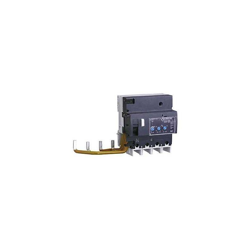 Aparellaje industrial SCHNEIDER B.DIF.VIGI NG125/125 4P 300-1000mA CL.A