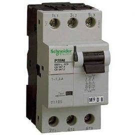 Aparellaje industrial SCHNEIDER Guardamotor P25M 3P 0,63A Schneider 21103