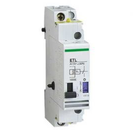 EXTENSION ELT 2P 32A 230V CA 110V CC