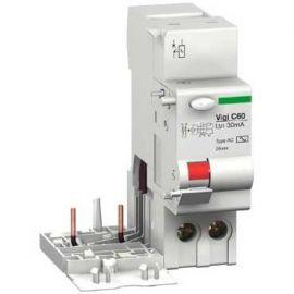 Aparellaje industrial SCHNEIDER B.V.VIGI C60/25 2P 30mA CL.AC INST.