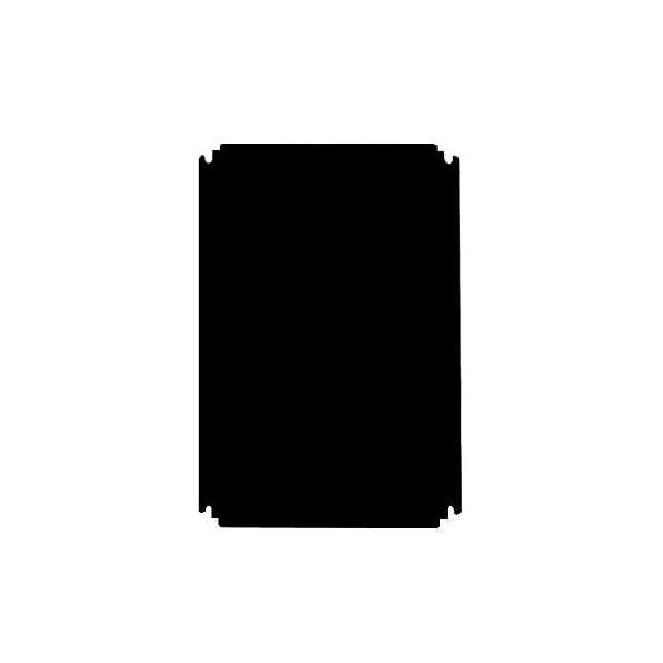 Placa mont baquelita 400x300