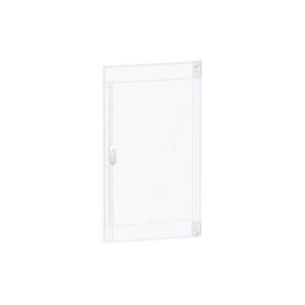 Puerta transparente 4 filas para Pragma 18