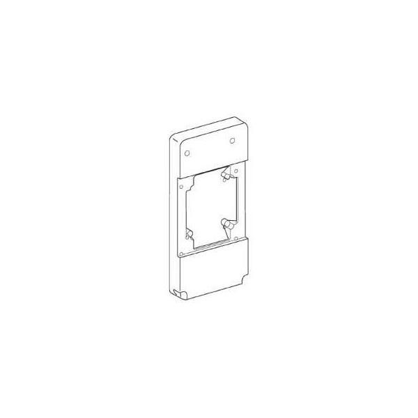 Placa Frontal Abert.103x225 p/bases bt63a