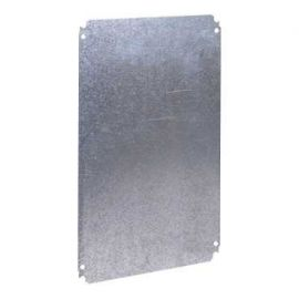 Placa montaje metalica 800x800mm