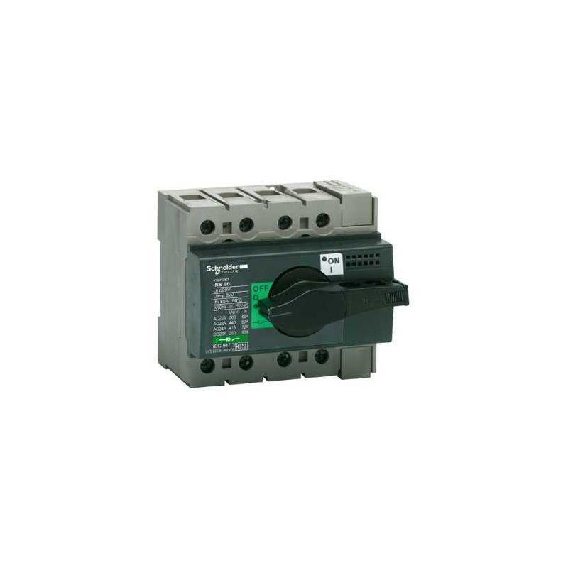 Interruptor-seccionador 80A 4P Compact INS840