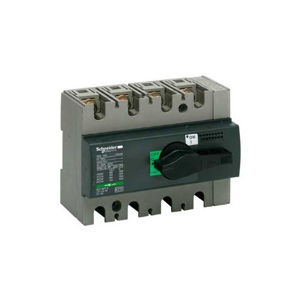 Interruptor-seccionador 100A 4P Compact INS100
