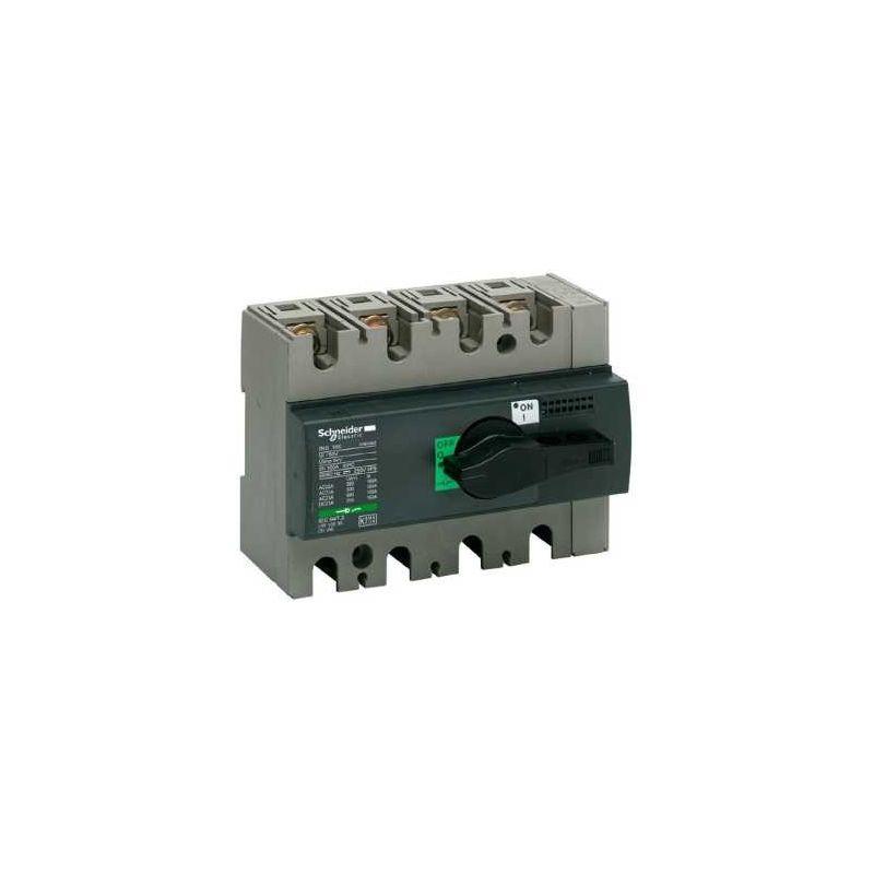 Interruptor-seccionador 125A 4P Compact INS125