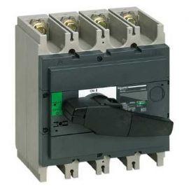 Interruptor-seccionador 400A 4P Compact INS400