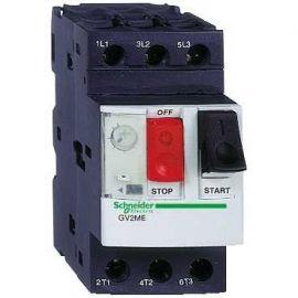 Disyuntor magnetotérmico 0,25-0,40A 3P GV2ME03 Schneider