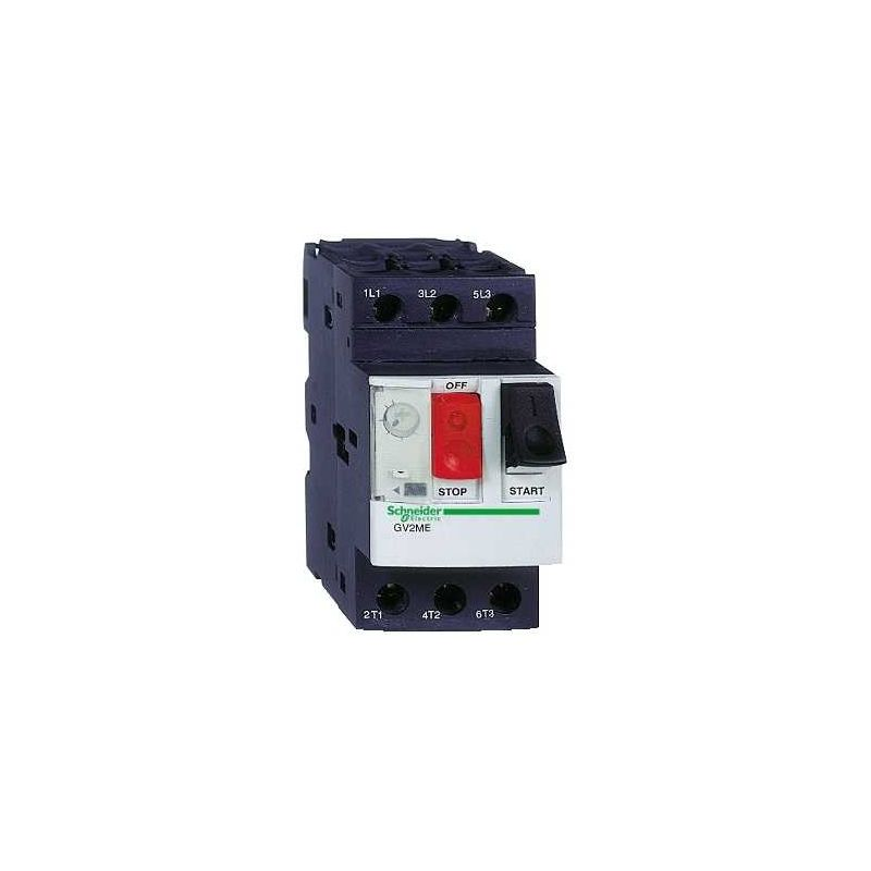 Disyuntor magnetotérmico 24-32A 3P GV2ME32 Schneider