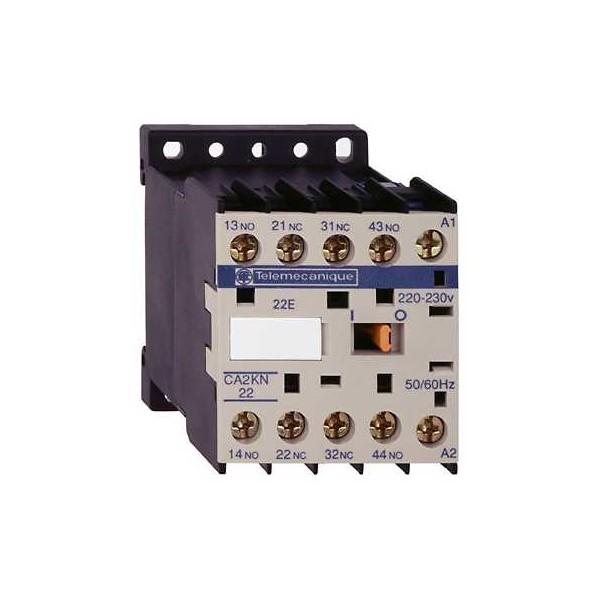 MINICONT.AUX.3NA+1NC 220V CA 50/60Hz