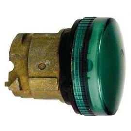 CABEZA C/LAMP.BA9s VERDE