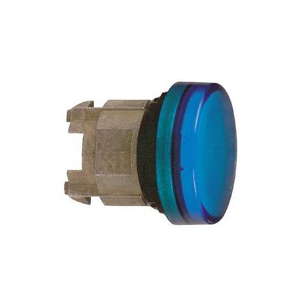 CABEZA C/LAMP.BA9s AZUL