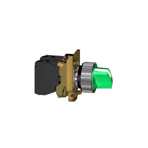 SELECT.LED d.22 24V C/MAN.VD.E.MET.