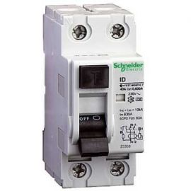 INT.DIF.-A 2P 25A 30mA 240V