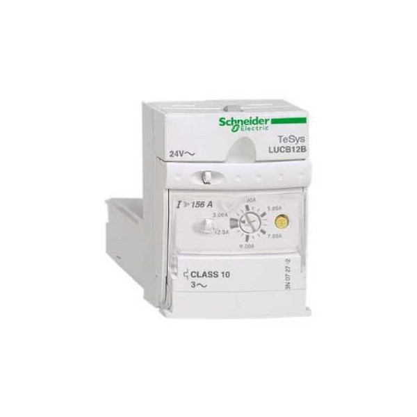 UNI.AVANZADA C10 3P.0,15-0,6A 110-240V AC/DC