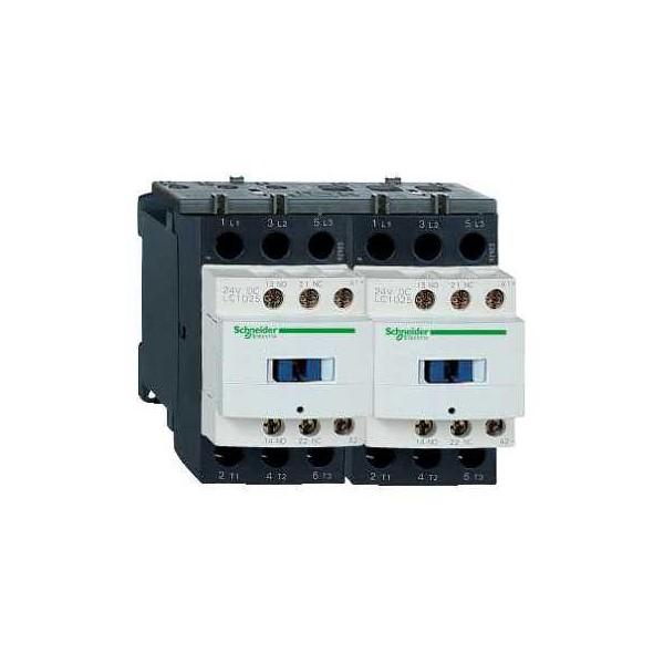 CONTACTOR INVERSOR 32A 24V BC-AR-ANTIP.