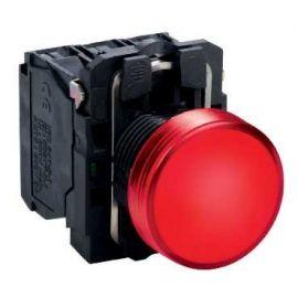 PILOTO C/LED d.22 24V RJ.E.PLAST.
