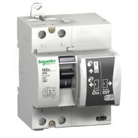 Diferencial rearmable REDs 2P 25A 30mA Schneider