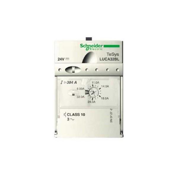 U.ESTANDAR C10 TRIF.8-32A 24VDC