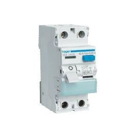 HAGER HAGER Diferencial 2P 40A 300mA clase AC Hager terciario CFC240M