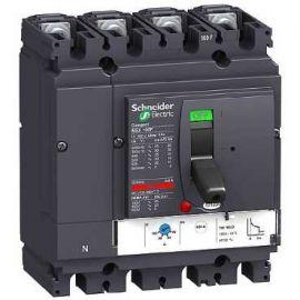 Interruptor automático Compact 100A NSX100F TMD 4P3R