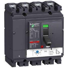 Interruptor automático Compact 160A NSX160F TMD 4P3R