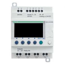 Relés programables Schneider SCHNEIDER RELE PROG.MOD.24V E/S 10. ZELIO