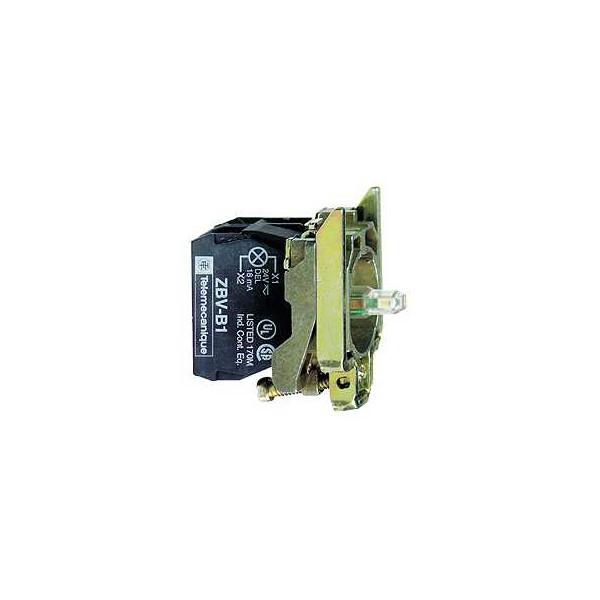 CPO.d.22 110-220V 2NA LED AZ.TORN.E.MET.