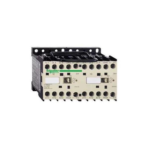 MINICONT.INV.9A 3P 24V CC BAJO CONS.