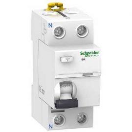 Diferencial 2P 40A 30ma AC Schneider iID A9R60240