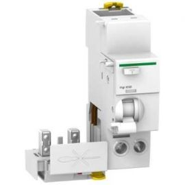 Bloque diferencial Vigi iC60 2P 25A 300mA clase AC Schneider A9Q14225