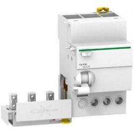 Bloque diferencial Vigi iC60 3P 25A 300mA clase AC Schneider A9Q14325