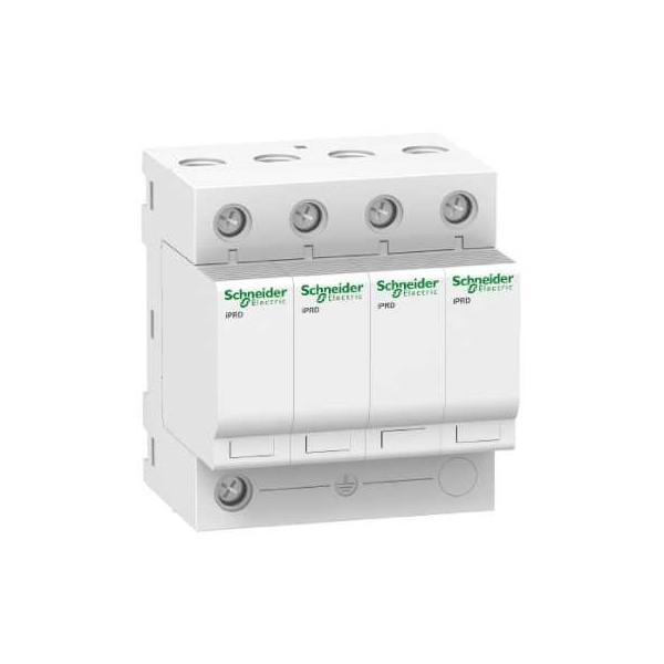 Limitador sobretensión IPRD65R 65kA 340V 3P+N Schneider