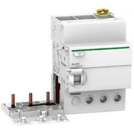 Bloque diferencial Vigi iC60 3P 63A 300mA clase AC Schneider A9V14363