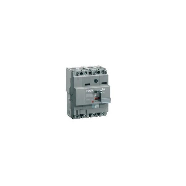 INT.AUT.X160 4P4D 25KA 125A TM REGBL.F.