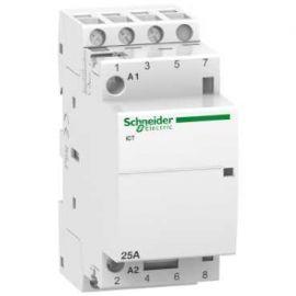 Contactor modular iCT 25A 3NA 230V CA Schneider A9C20833