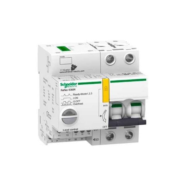 INT.C/REFLEX IC60N TI24 10A 2P CURVA-B