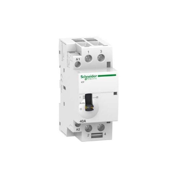 CONTACTOR ICT 40A 2NA 230/240V CA