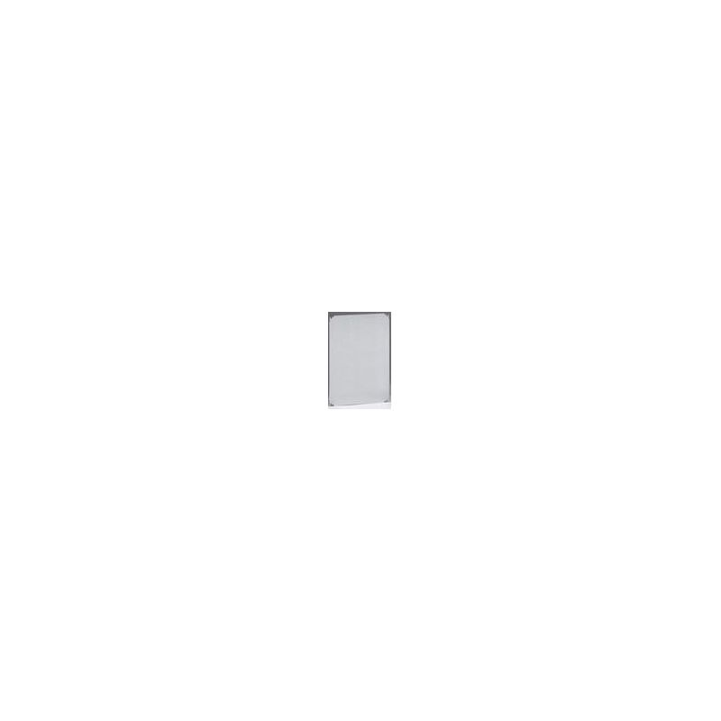 Interruptores y Enchufes por marca LEGRAND PLACA LISA CHAPA P/ARM 700X500