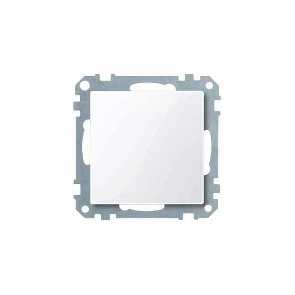 Tapa ciega blanco activo Elegance MTN391625