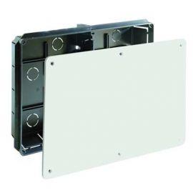 Caja empalmes tabique separador 300x200x60 tapa tornillos